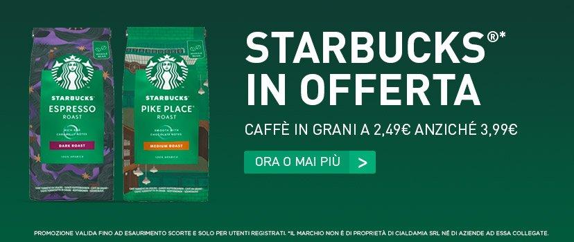Starbucks® caffè in grani