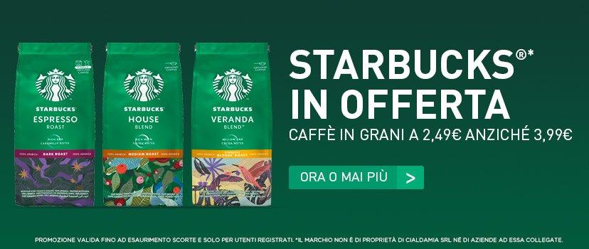 Starbucks® caffè macinato