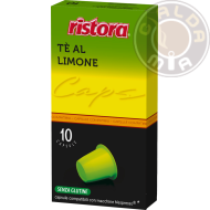 10 capsule Tè al Limone Compatibili Nespresso®
