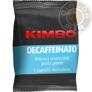 100 capsule Decaffeinato compatibili Lavazza Espresso Point