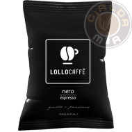 100 capsule Nero compatibili Lavazza Espresso Point