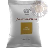 100 capsule PassioNespresso Oro compatibili Nespresso®