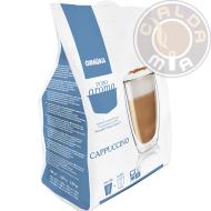 16 capsule Puro Aroma Cappuccino compatibili Dolce Gusto