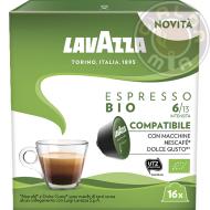 16 capsule Espresso Bio compatibili Nescafé® Dolce Gusto®