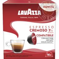 16 capsule Espresso Cremoso compatibili Nescafé® Dolce Gusto®