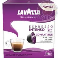 16 capsule Espresso Intenso compatibili Nescafé® Dolce Gusto®