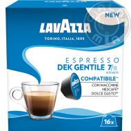16 capsule Dek Gentile compatibili Nescafé® Dolce Gusto®