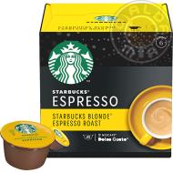 12 capsule Blonde Espresso Roast by Nescafé® Dolce Gusto®