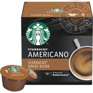 12 capsule House Blend Americano by Nescafé® Dolce Gusto®