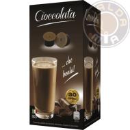 30 capsule Cioccolata