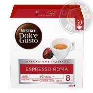 30 capsule Espresso Roma