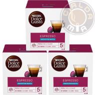 96 capsule Espresso Decaffeinato