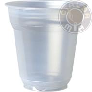 100 Bicchieri in plastica da Bevanda Calda (16,5 cl)