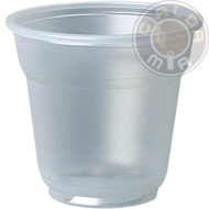 50 Bicchieri in plastica da Espresso (8 cl)