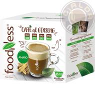 10 capsule Caffè al Ginseng Amaro compatibili Nescafé® Dolce Gusto®