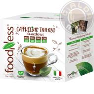 10 capsule Cappuccino Intenso compatibili Nescafé® Dolce Gusto®
