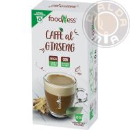 10 capsule Caffè al Ginseng compostabili compatibili Nespresso®