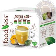 10 capsule Golden Milk con Curcuma compatibili Nescafé® Dolce Gusto®