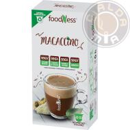 10 capsule Macaccino compostabili compatibili Nespresso®