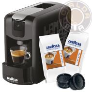 Lavazza Espresso Point® EP Mini Nera + 100 capsule Cremoso