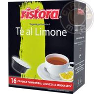 16 capsule Tè al limone compatibili Lavazza A Modo Mio®