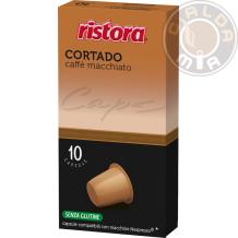 10 capsule Cortado Macchiato Compatibili Nespresso®