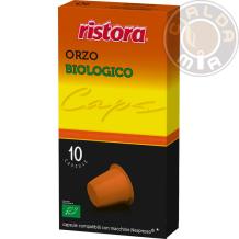 10 capsule Orzo Biologico Compatibili Nespresso®