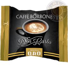 50 capsule Don Carlo Oro compatibili Lavazza A Modo Mio®