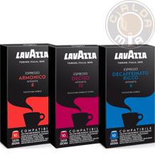 100 capsule compatibili Nespresso® a scelta