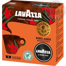 12 capsule Tierra Perù-Ande Lavazza A Modo Mio®