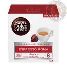 16 capsule Espresso Roma