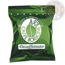 50 capsule Decaffeinato compatibili Lavazza Espresso Point