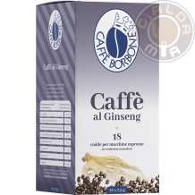 18 cialde ESE 44 mm Caffè al Ginseng