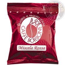 50 capsule Miscela Rossa compatibili Lavazza Espresso Point