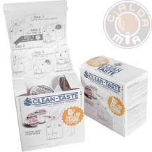 10 capsule detergenti Clean Taste compatibili Nespresso