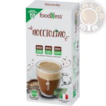 10 capsule Nocciolino compostabili compatibili Nespresso®
