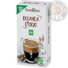 10 capsule Bevanda d'Orzo Bio compostabili compatibili Nespresso®