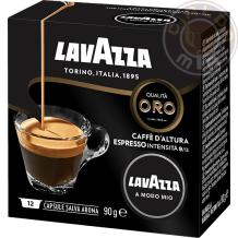 12 capsule Qualità Oro Caffè D'Altura Lavazza A Modo Mio®
