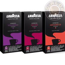 1000 capsule compatibili Nespresso® a scelta