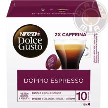 16 capsule Doppio Espresso