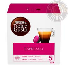 16 capsule Espresso