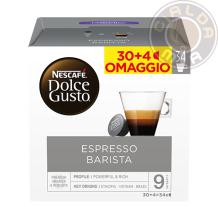 30+4 capsule omaggio Espresso Barista