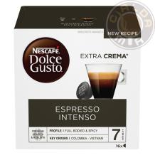 16 capsule Espresso Intenso