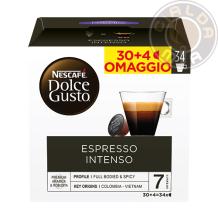 30+4 capsule omaggio Espresso Intenso