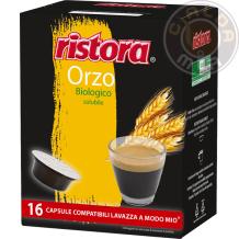 16 capsule Orzo Biologico compatibili Lavazza A Modo Mio®