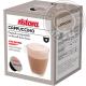 10 capsule Cappuccino senza lattosio compatibili Nescafé Dolce Gusto