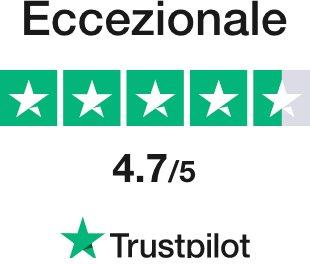 CialdaMia Eccezionale Trustpilot